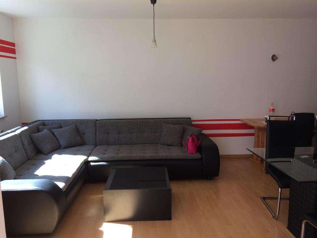 Exklusive, geräumige und gepflegte 1-Zimmer-Wohnung mit Balkon und Einbauküche in Nürnberg in
