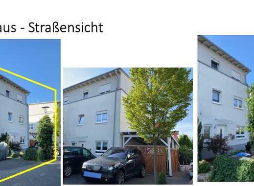 DHH zentral und ruhig in zweiter Reihe, inmitten von Hochheim am Main