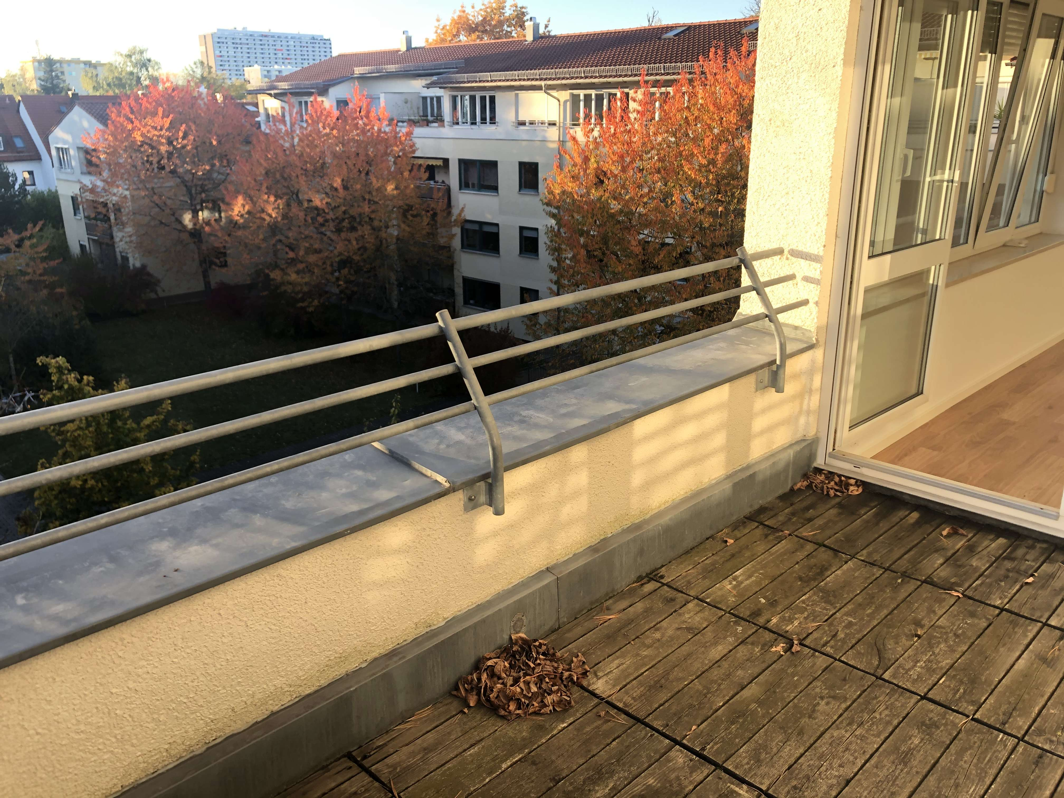 Lichtdurchflutete Dachterrassen-Wohnung in Solln (München)