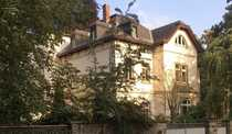 traumhafte vollmöblierte DG-Wohnung in Gründerzeitvilla