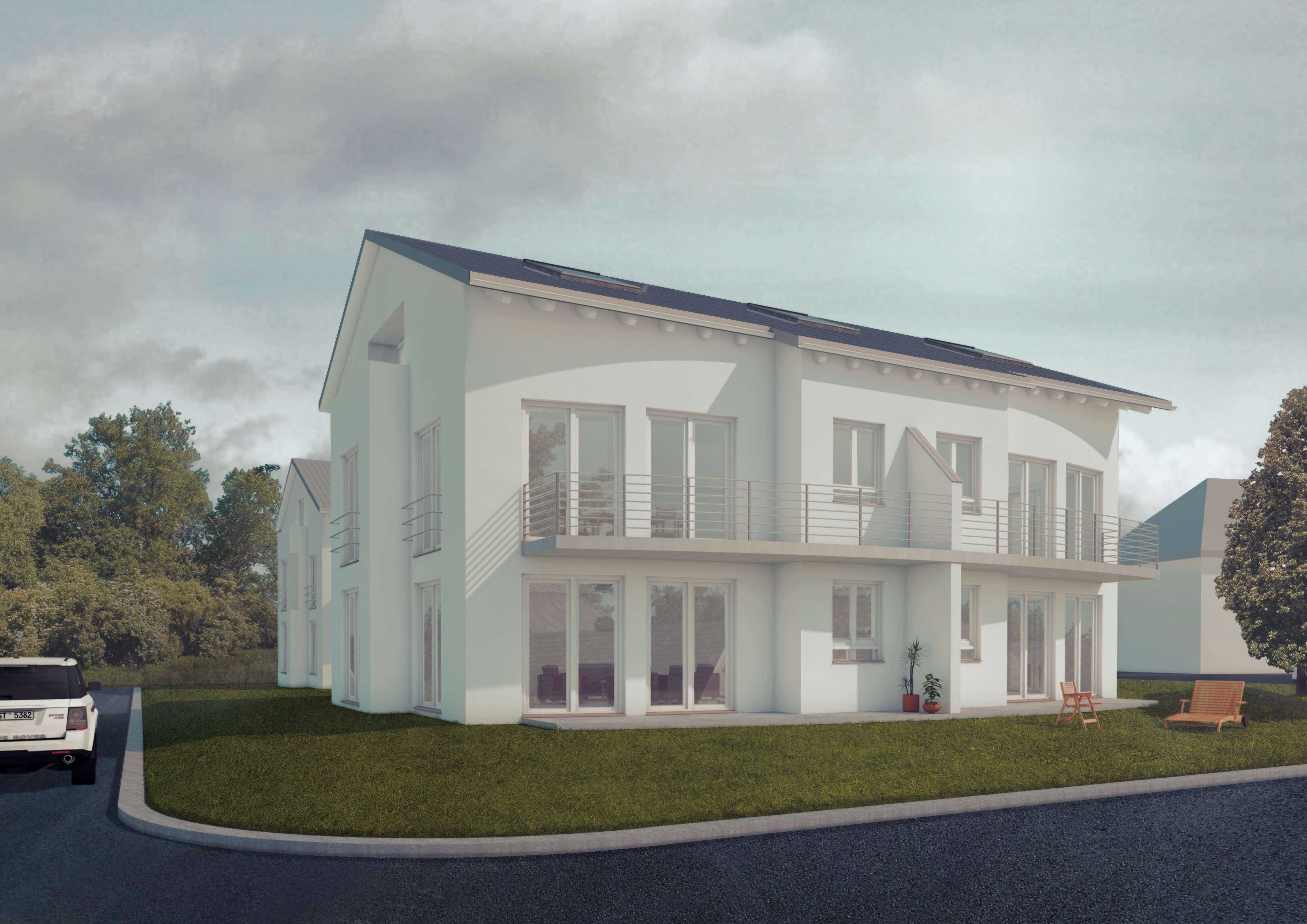 Hohe Wohnqaulität im Neubau mitten in Burgau in Burgau