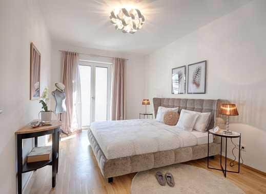 www.noltemeyer-hoefe.de • Tolle 4 - Zimmer Wohnung • Neubau • Terrasse & Garten • Einbauküche