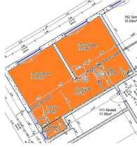 2-Zimmer-Erdgeschosswohnung barrierefrei mit Terrasse in