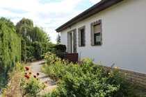 Ruhig gelegenes Einfamilienhaus großer Garten
