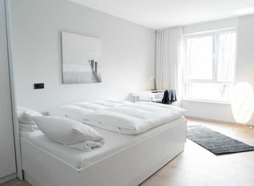 !! Möblierte 1-Zimmer Wohnung direkt am Kurpark Bad Vilbel !!