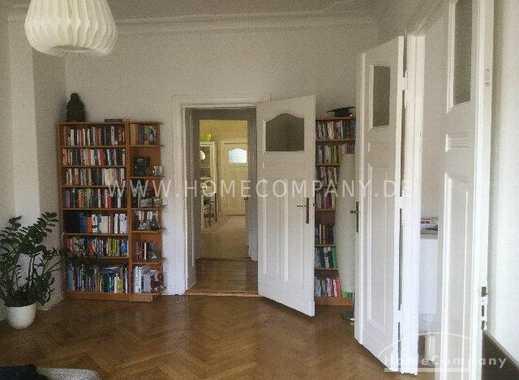 Einladende 3-Zimmer-Wohnung in Moabit, Berlin, möbliert