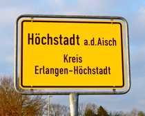Ruhiges Baugrundstück in Höchstadt Ost
