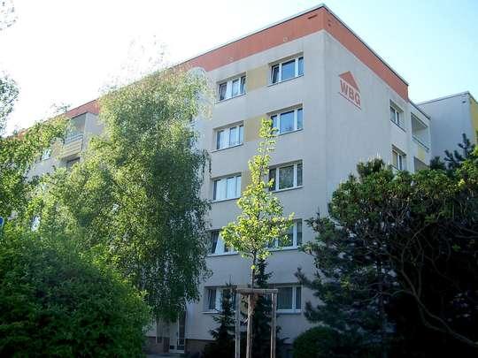 Erdgeschosswohnung in der Bockwitzer Straße