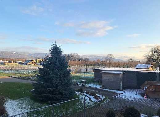 3 Zimmer Wohnung mit Alpenblick - Ruhig und Zentral mit großer Terrasse