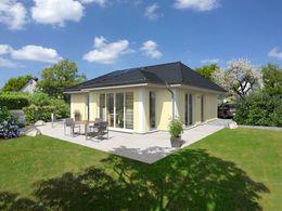 bungalow-92-trend_Gartenansich