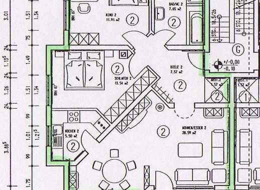 Schöne, helle 3-Zimmer-Wohnung in Hanau-Steinheim
