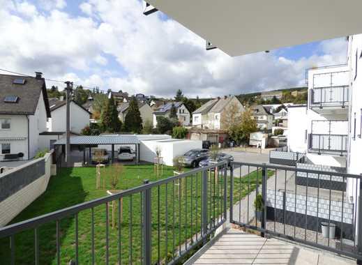 Erstbezug: 3ZKB mit großem Balkon, neuer Einbauküche und niedrigen Heizkosten im Zentrum