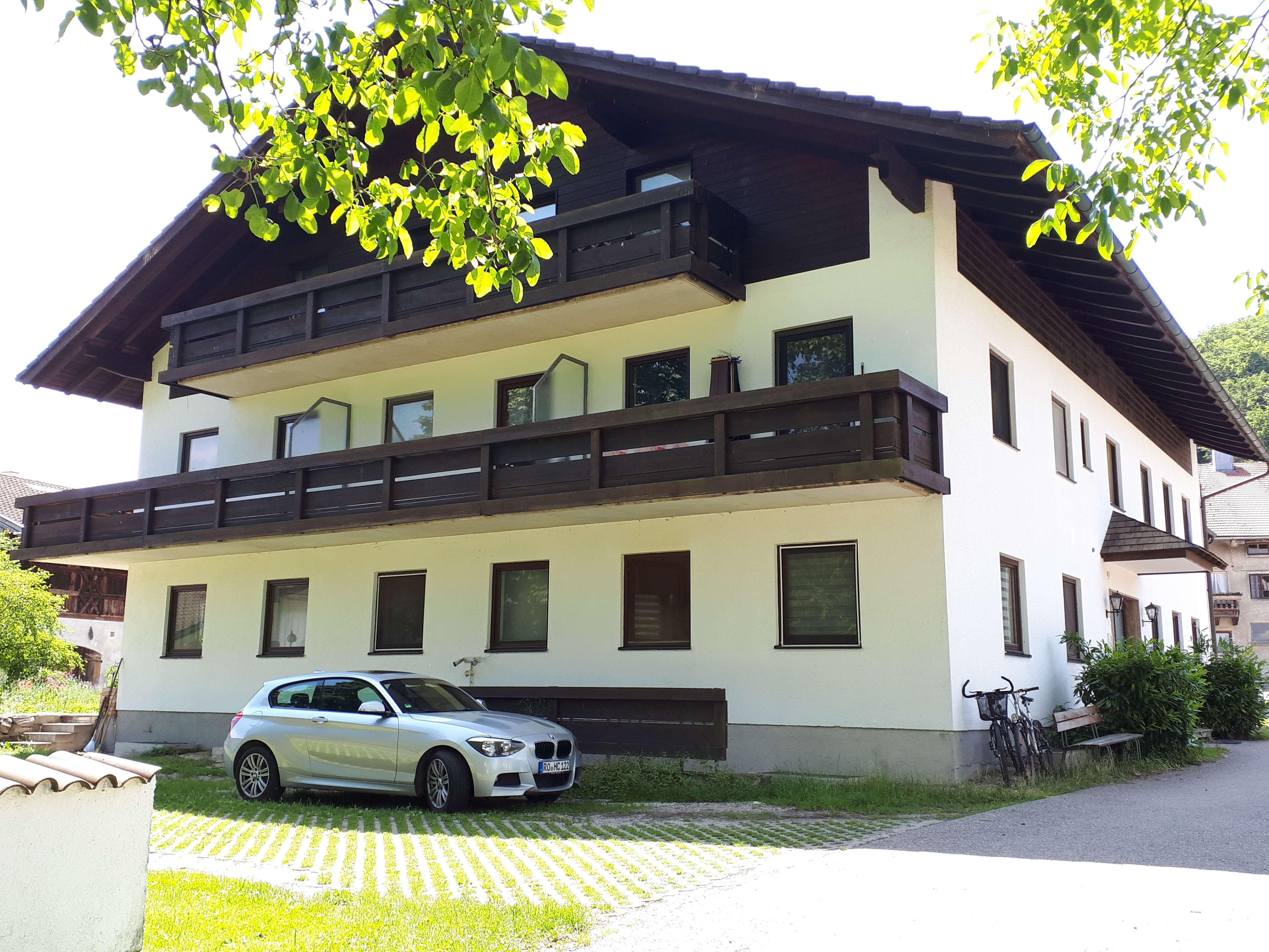 2-Zimmerwohnung bei Wasserburg in Soyen
