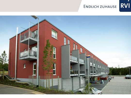 Schicke Maisonette-Wohnung mit Balkon und direkter Einkaufsmöglichkeit *direkt vom Vermieter*
