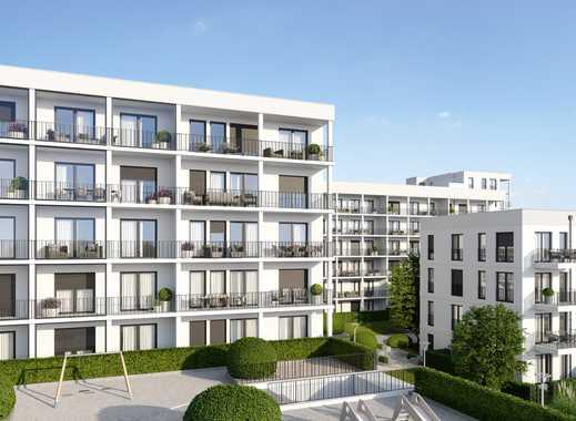 Ein idealer Ausgangspunkt für Alltag und Freizeit: 3-Zimmer mit großzügiger Loggia in Regensburg