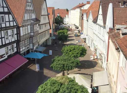Geräumige, gepflegte 1,5-Zimmer-Dachgeschosswohnung zur Miete in Stadthagen
