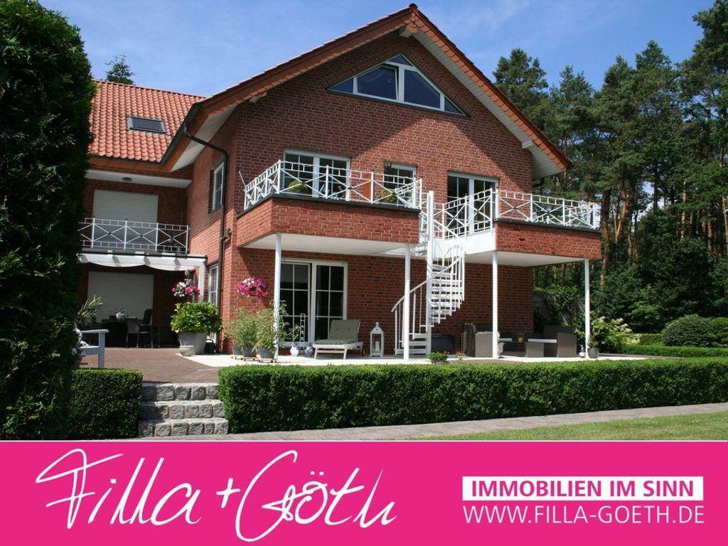 Tolle 5-Zimmer-Wohnung mit Küche direkt am Wald in GT-Friedrichsdorf!