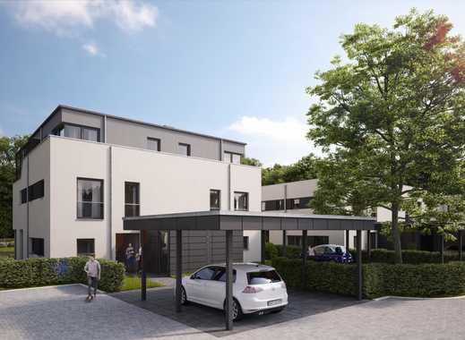 Modernes Doppelhaus im exklusiven Villenpark