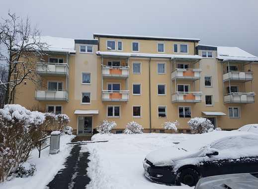 Kleine 3-Raumwohnung mit Balkon