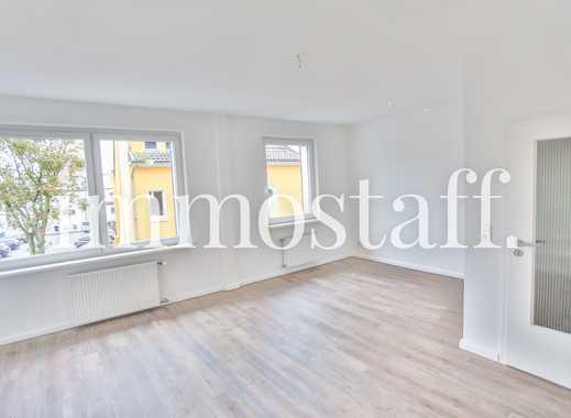NEUWERTIG & FRISCH SANIERT! Ruhige 2-Zimmer Wohnung im Essener Stadtkern zu vermieten!