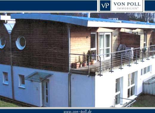 Individuelle Maisonettewohnung mit  Dachterrasse in Hattingen-Niederbonsfeld