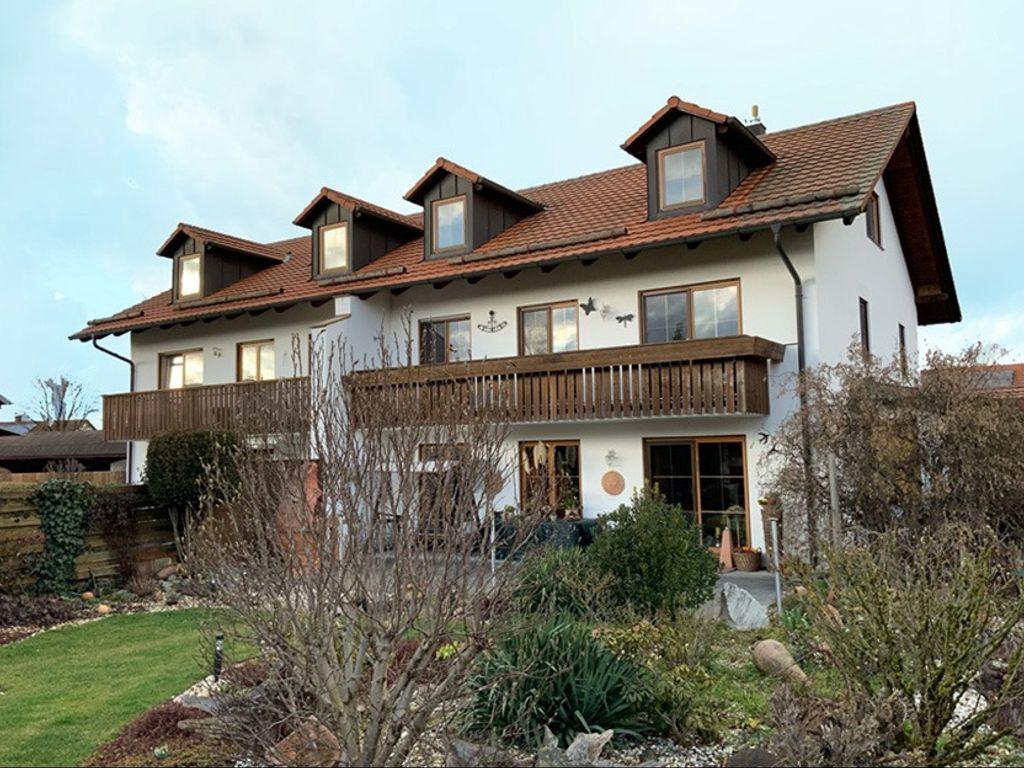 Haus Ost - Garten und Terrasse