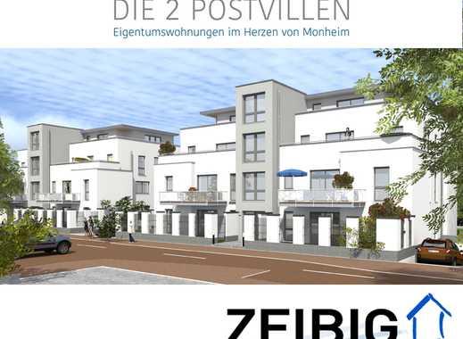 Erstbezug: 3-Raumwohnung in der Belle-Etage - schöner Wohnen in jedem Lebensalter