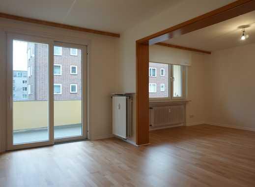 Helle 3-Zimmer-Wohnung in der Südstadt mit 2 Balkonen