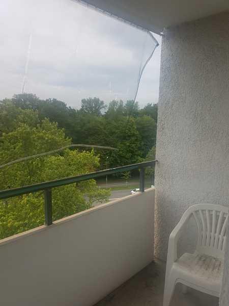 neuwertiges Appartement am Altstadtring mit neuem Bad und Balkon in Mitte (Ingolstadt)