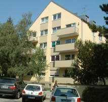 Nymphenburg, Nähe Schloss, helles 1-Zimmer-Appartment, sep. Küche in Neuhausen (München)