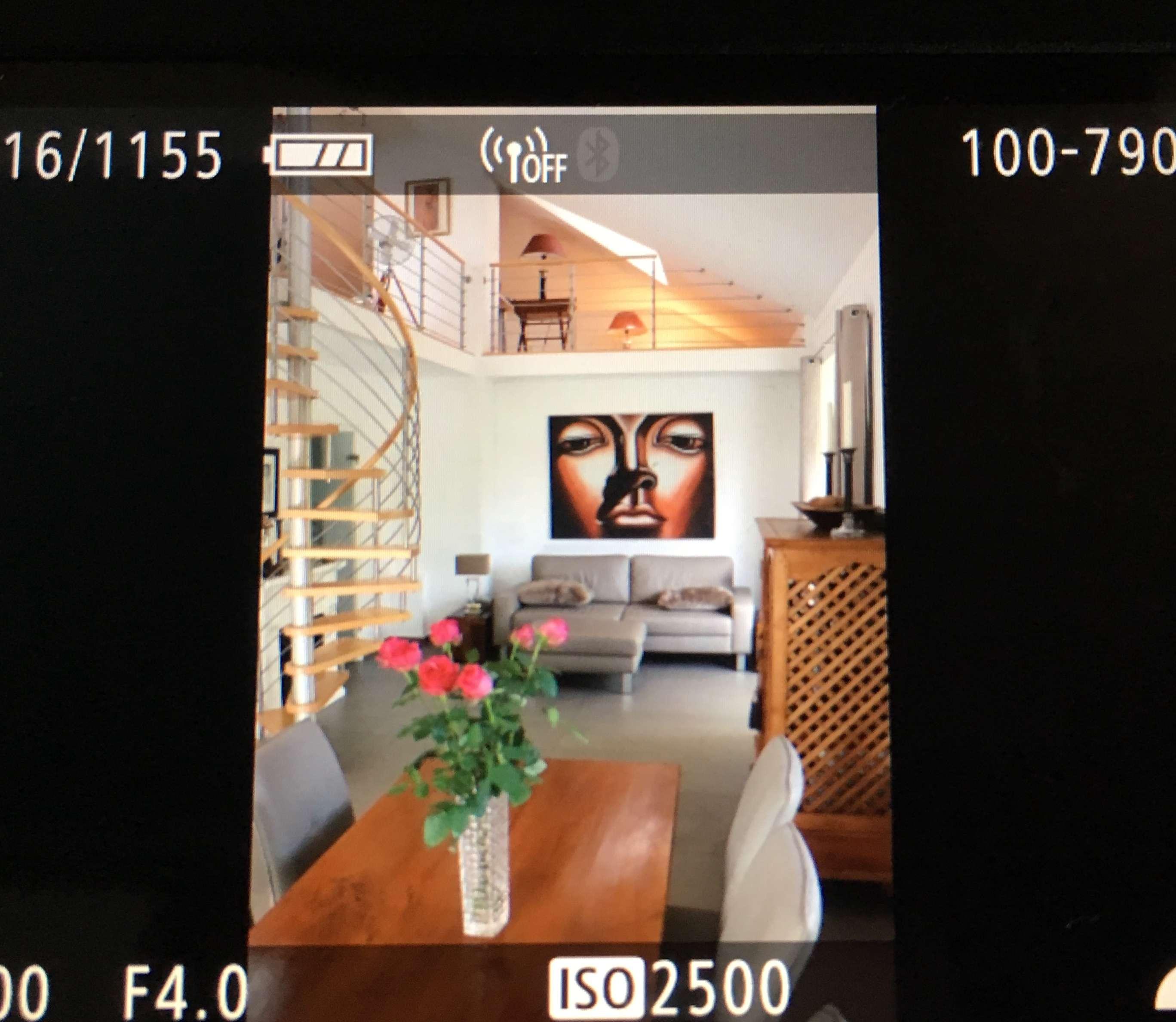 Traum - Dachterassen -Galeriewohnung  drei Zimmer,  nahe Ortszentrum Gräfelfing in Gräfelfing