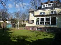 Bild Marienfelde,3Zimmer/ca.140m²Wohnfl.,Gartennutzung,Terrasse,Wintergarten/Kamin,Stellpl.