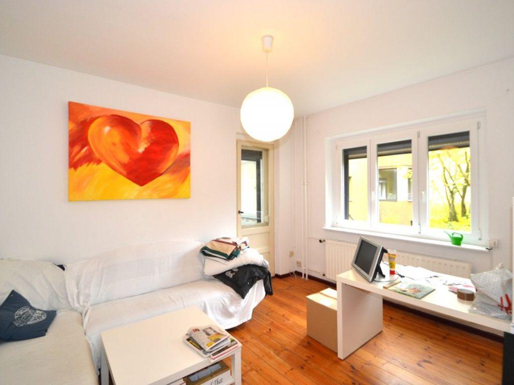 Zuhause ankommen!! Gemütliche 2 Zimmer mit Wohnküche, abgezognen ...