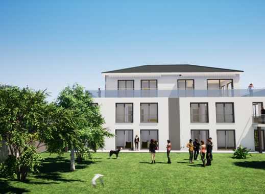 Modernes Wohnen in einem hochwertigen Neubau - Balkon - hochwertige Ausstattung!