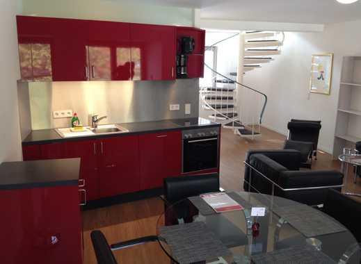 *Wohnen auf Zeit* Moderne Maisonettewohnung in Berlin City