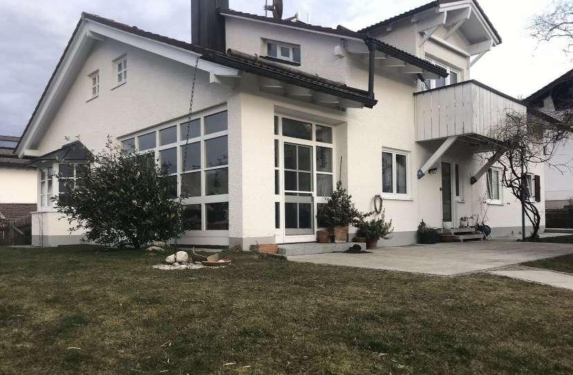 Nachmieter 4-Zimmer-Gartenwhg. mit DGG in Seefeld Zentrum in