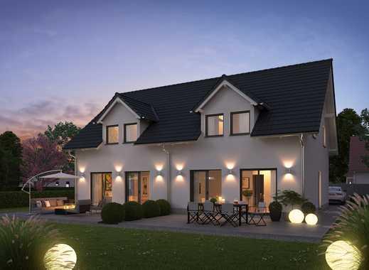 ++ Ihre Doppelhaushälfte - einziehen und wohlfühlen für 860,-€ monatl. inkl. Grundstück ++