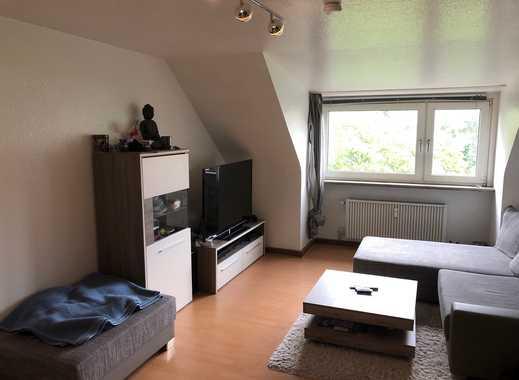 Ansprechende, gepflegte 1,5-Zimmer-Dachgeschosswohnung in Essen Zentrum PROVISIONSFREI