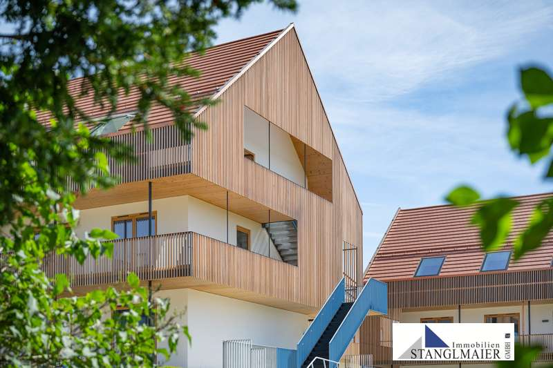 LEBEN IM OBSTGARTEN!!! Exklusive 2-Zimmer-Wohnung in Neubauprojekt in Marzling zu vermieten in