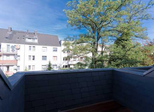 Deutz ist in - Altbaucharme mit Luxus Neubaukomfort - Dachterrasse