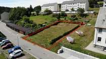 Schönes Baugrundstück 492 m² in