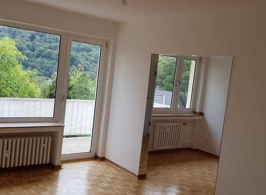 Vollständig renovierte 4-Zimmer-Wohnung m. Balkon in Essen-Kettwig, 5 Min. zur S-Bahn Essen-Düsseld.
