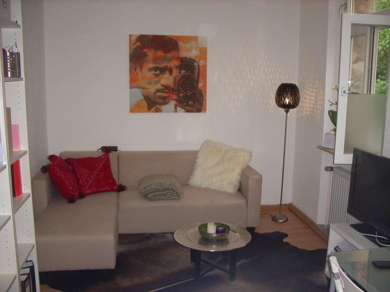 Schnuckelige 1,5-Zimmer-Wohnung mit großem Balkon in Johannis