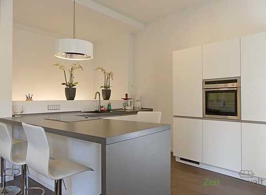 Erfurt: Altstadt, neu möblierte 3-Zimmer Wohnung mit Gewölbekeller, beheizte Terrasse, ein PKW-St...