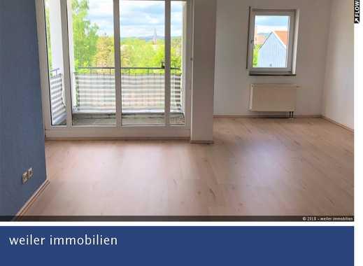 Großzügige, komfortable 3 Zimmerwohnung mit Balkon - in bester Lage auf dem Hobels - St. Ingbert