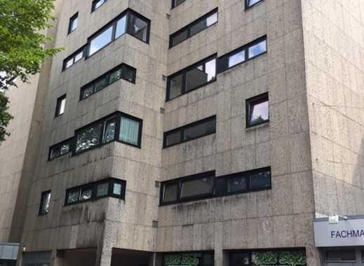WG-geeignet! 4-Zimmer-Maisonette-Wohnung im Herzen von Brühl!
