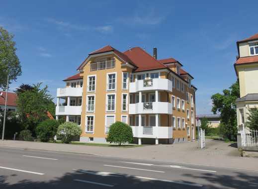 *WOHNANLAGE AM TAXISPARK* Gepflegte 3-Zi.-Whg. mit Balk. in Dillingen an der Donau