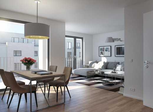 O-Quartier Solingen - eine vortreffliche Lage in Ohligs - Zweizimmerwohnung mit Terrasse