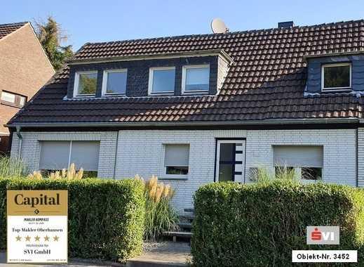 Individuelle Doppelhaushälfte mit Flair in Oberhausen-Schmachtendorf