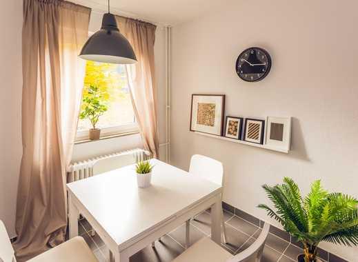 Komplett renovierte 3-Raum-Wohnung mit Balkon!